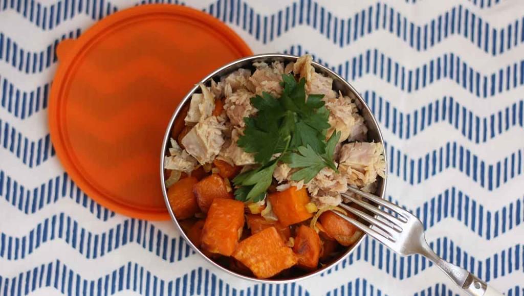 thunfisch süßkartoffel salat