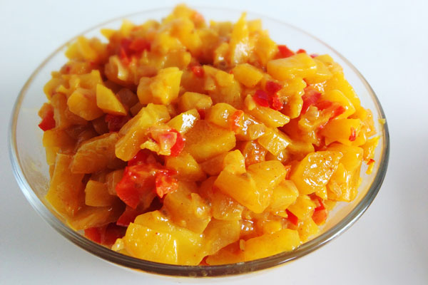 Quesitos Boricuas Mango+Chutney w...
