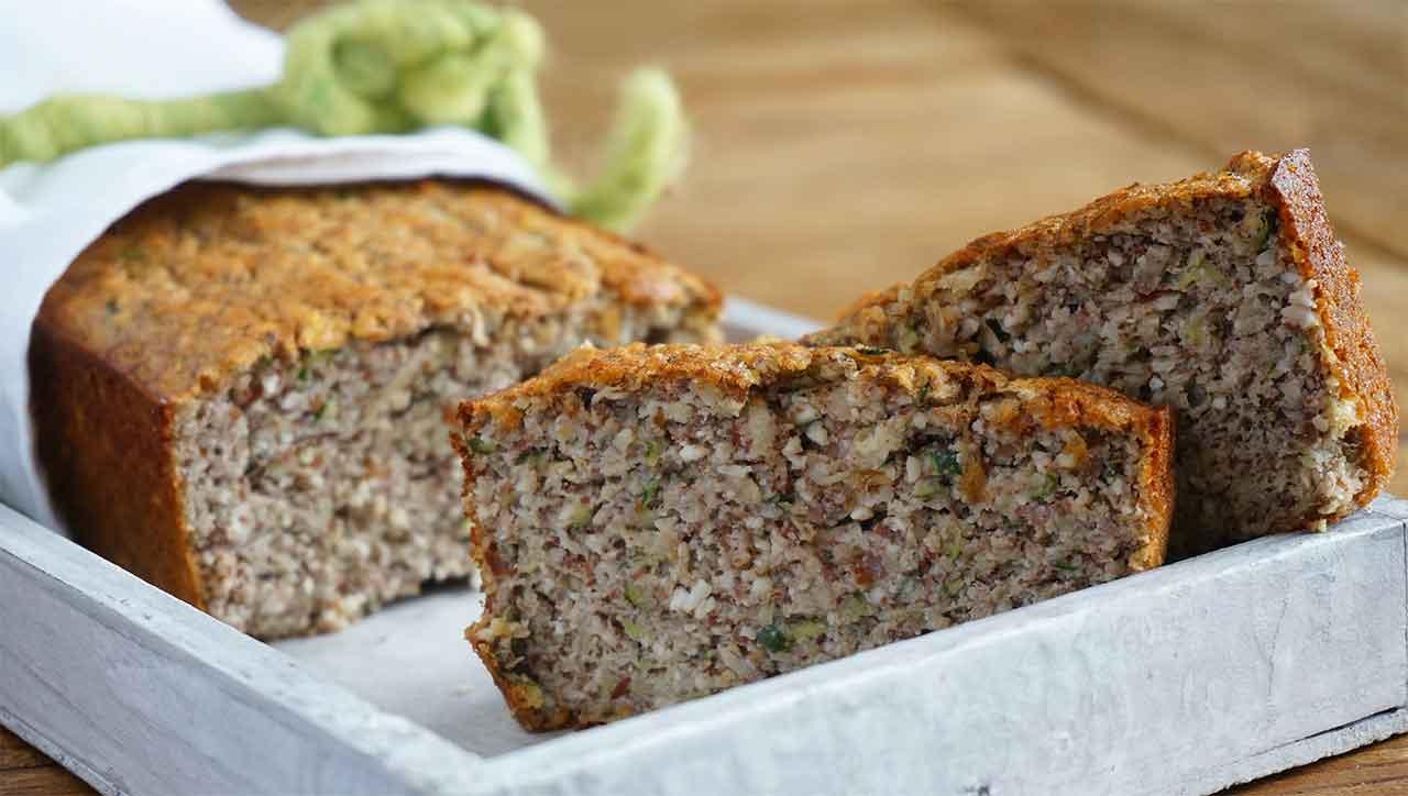 Low Carb Brot: passt zu Herzhaftem und Süßem