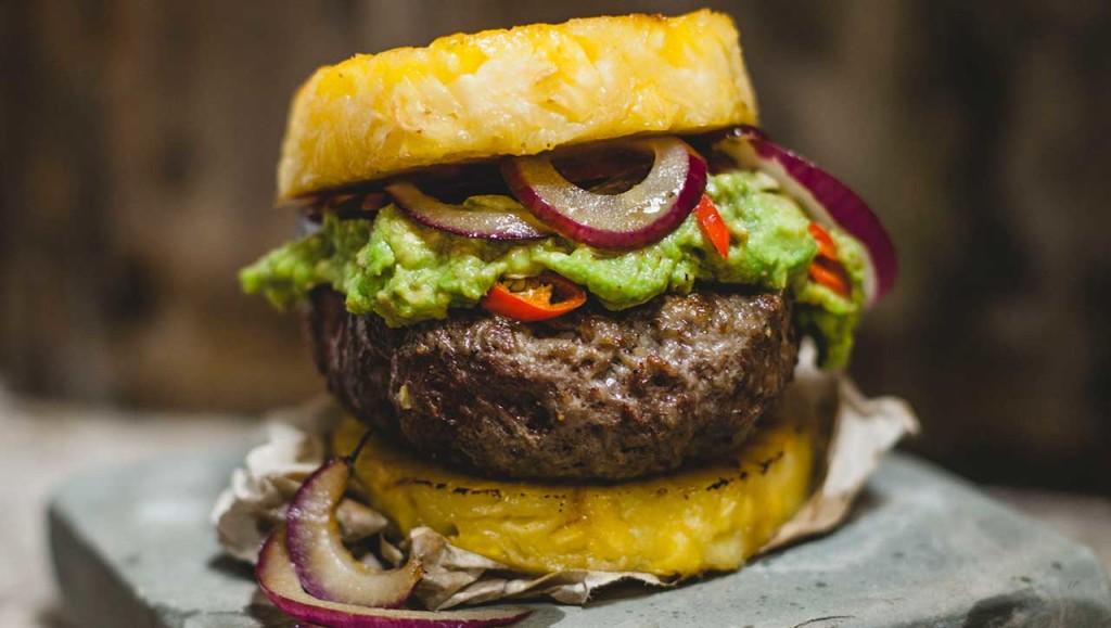 Steinzeitdiaet Rezept Hamburger
