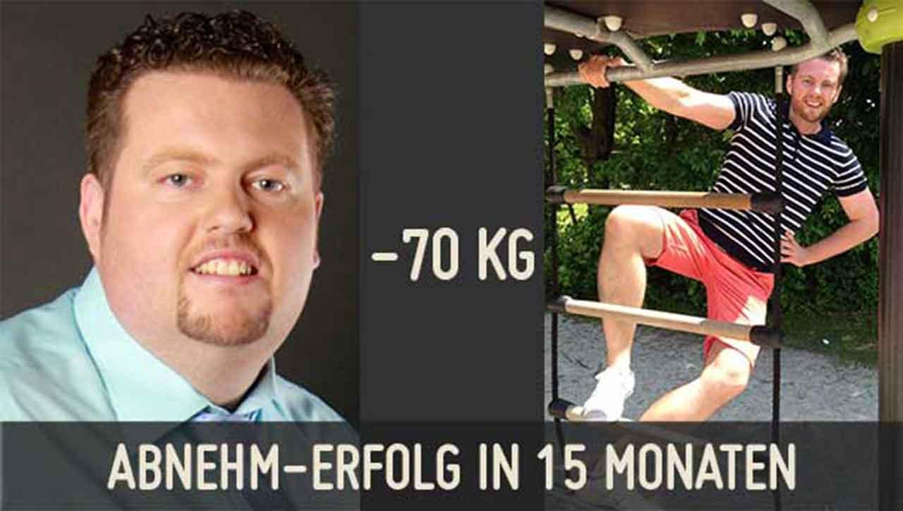 Abnehmen mit Paleo – Pawel verliert 70kg in 15 Monaten