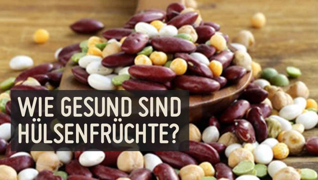 Soja, Bohnen und Erdnüsse - was sollte auf den Teller?