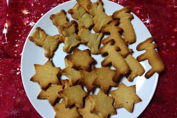 Weihnachtsplätzchen Lecker De.Glutenfreie Weihnachtsplätzchen