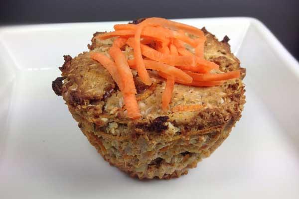 Karottenmuffin: Saftig und süß gleichzeitig