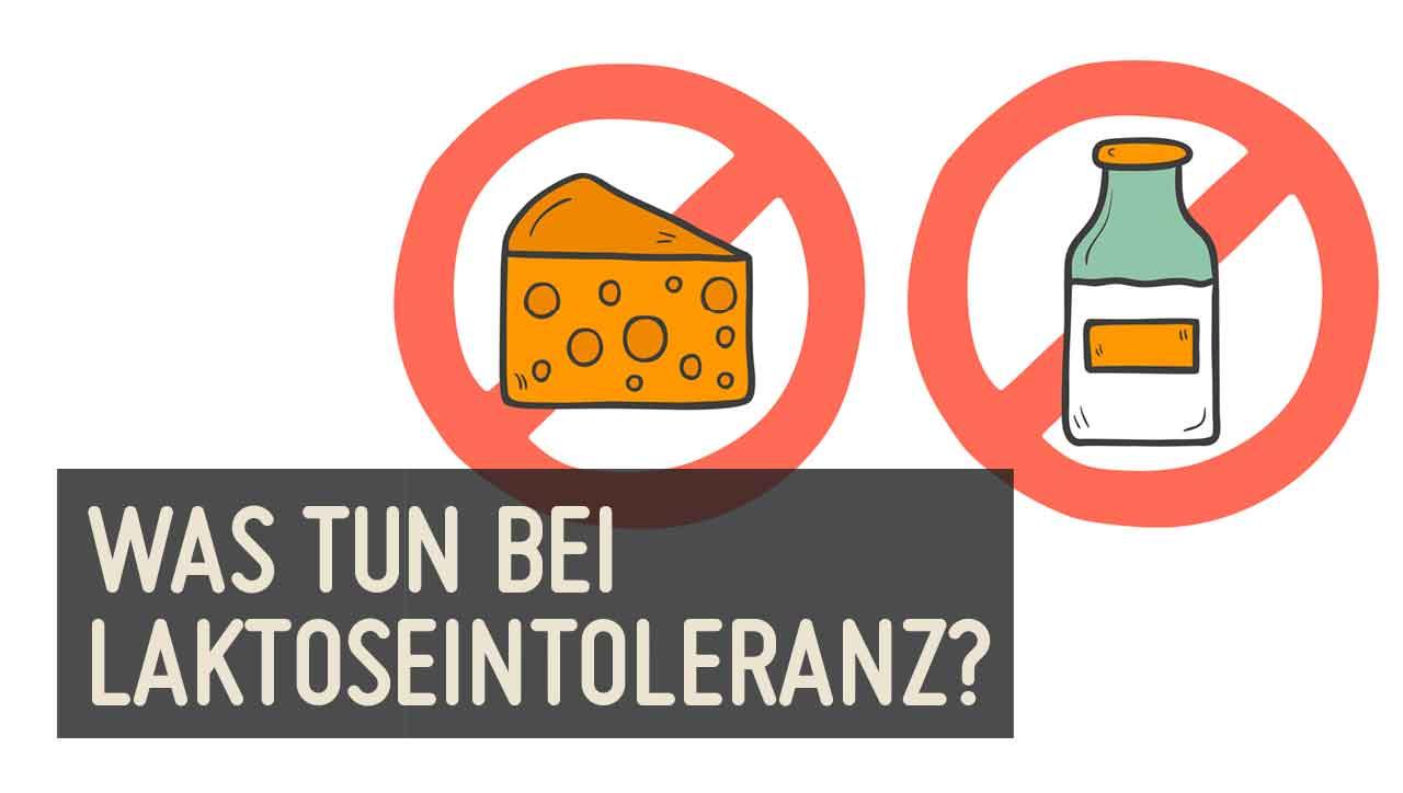 Bauchweh bei Milch und Käse? Eine Laktoseintoleranz kann verantwortlich sein.
