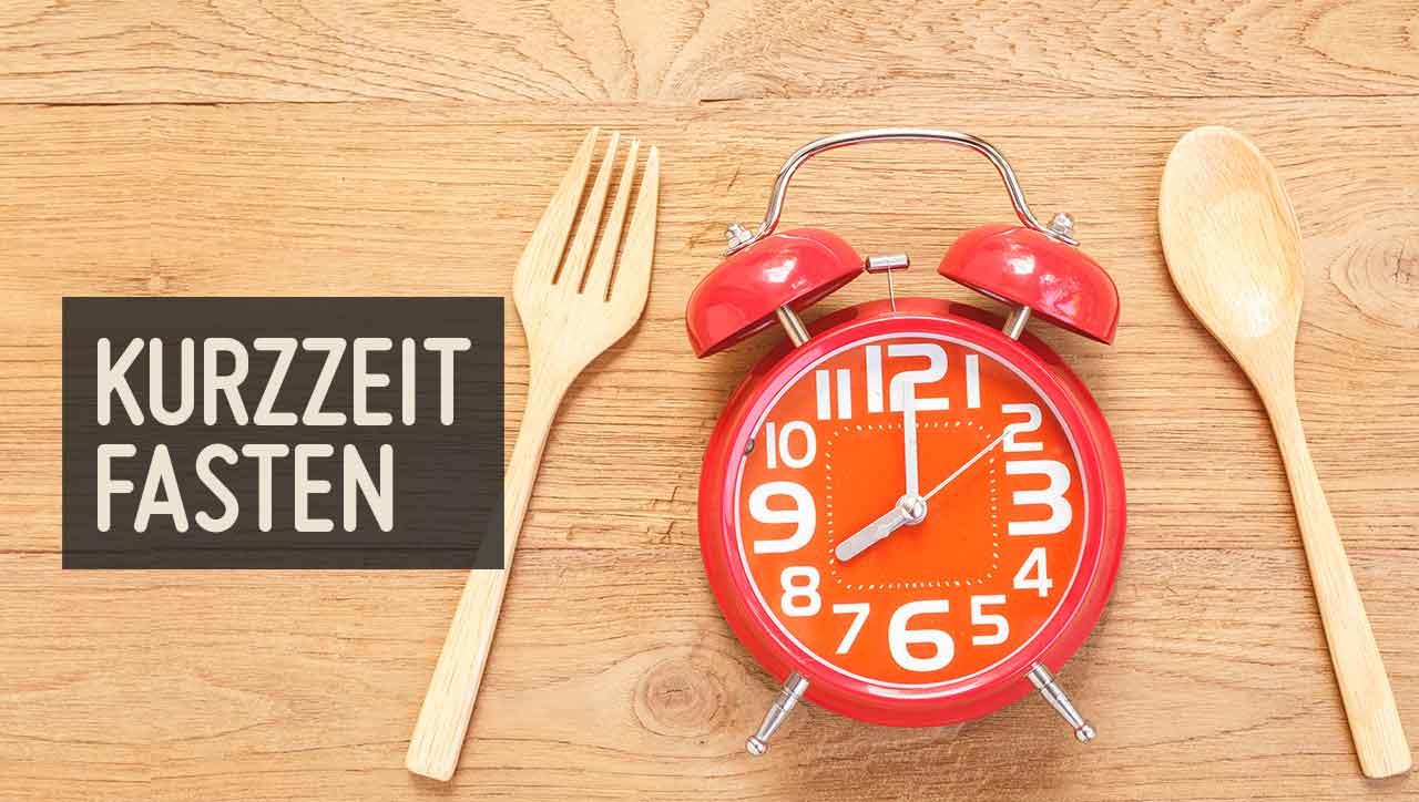 18 Stunden oder 24 Stunden? Beim intermittierenden Fasten gibt es viele Konzepte