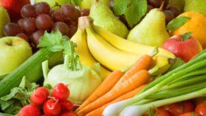 Ballaststoffe Obst Gemuese