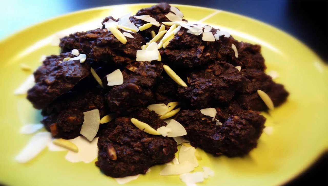 Paleo Schoko Cookies: Ohne Backen
