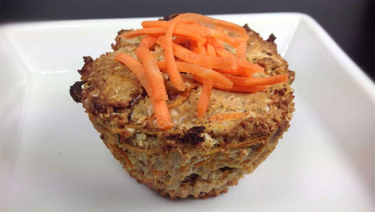 Paleo Karottenmuffins
