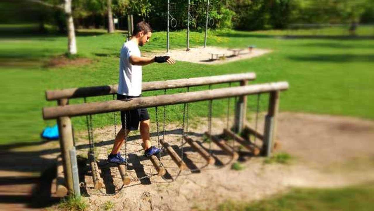 Outdoor Fitness – natürliche Bewegung im Freien