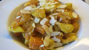 Kuerbis Apfel Curry