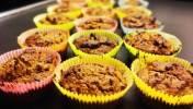 Karotten Nuss Muffins