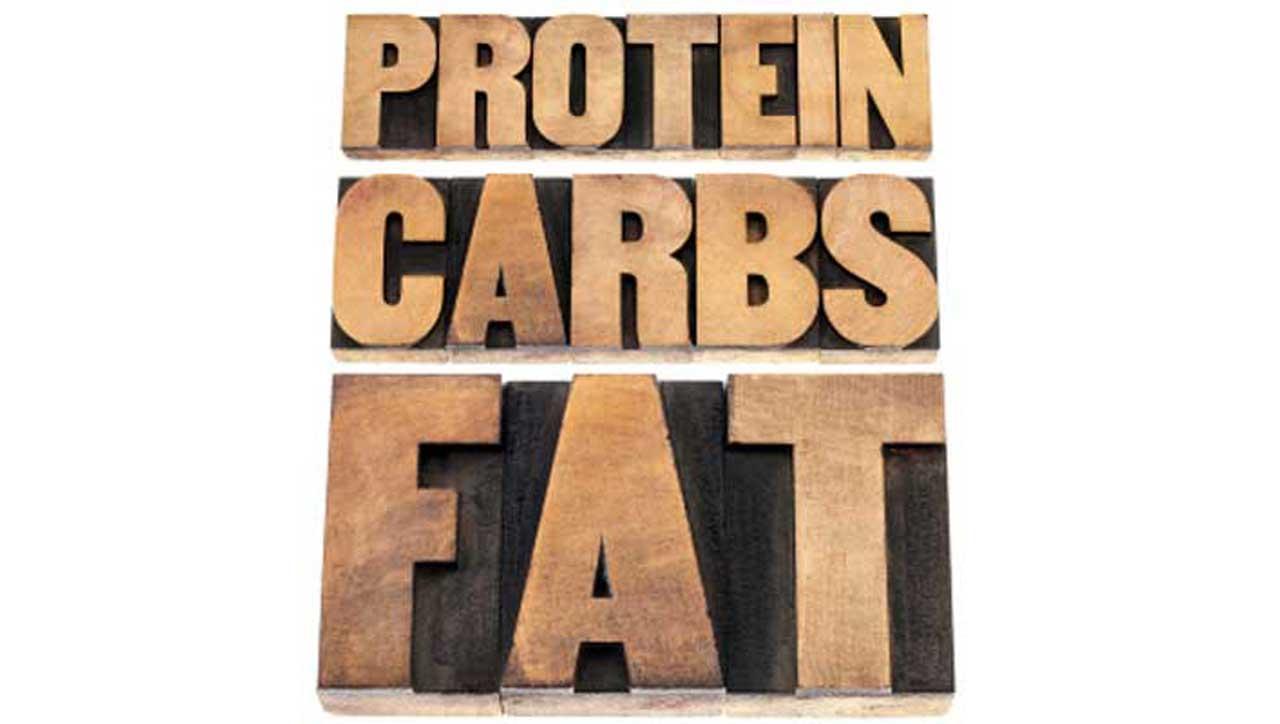Nährstoffe in der Ernährung – wie viel Fett, Kohlenhydrate und Proteine soll ich essen?