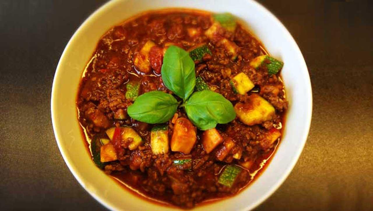 Schoko Chili con Carne
