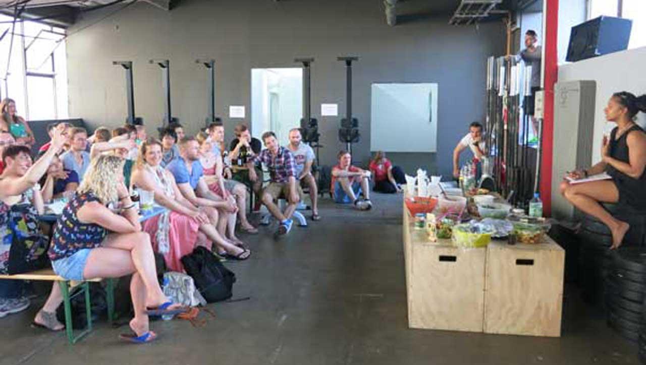 Paleo für Anfänger: Tag 1 der 8 Wochen Challenge von CrossFit Munich