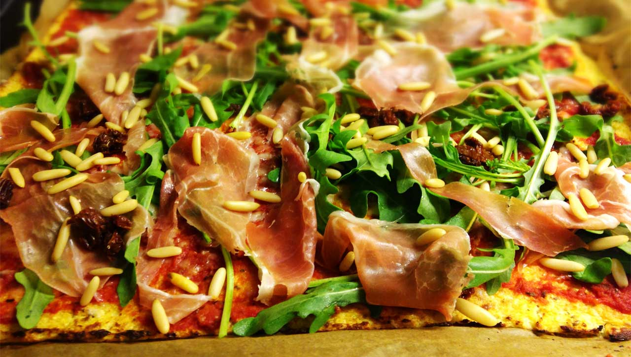 Paleo Pizza Parma