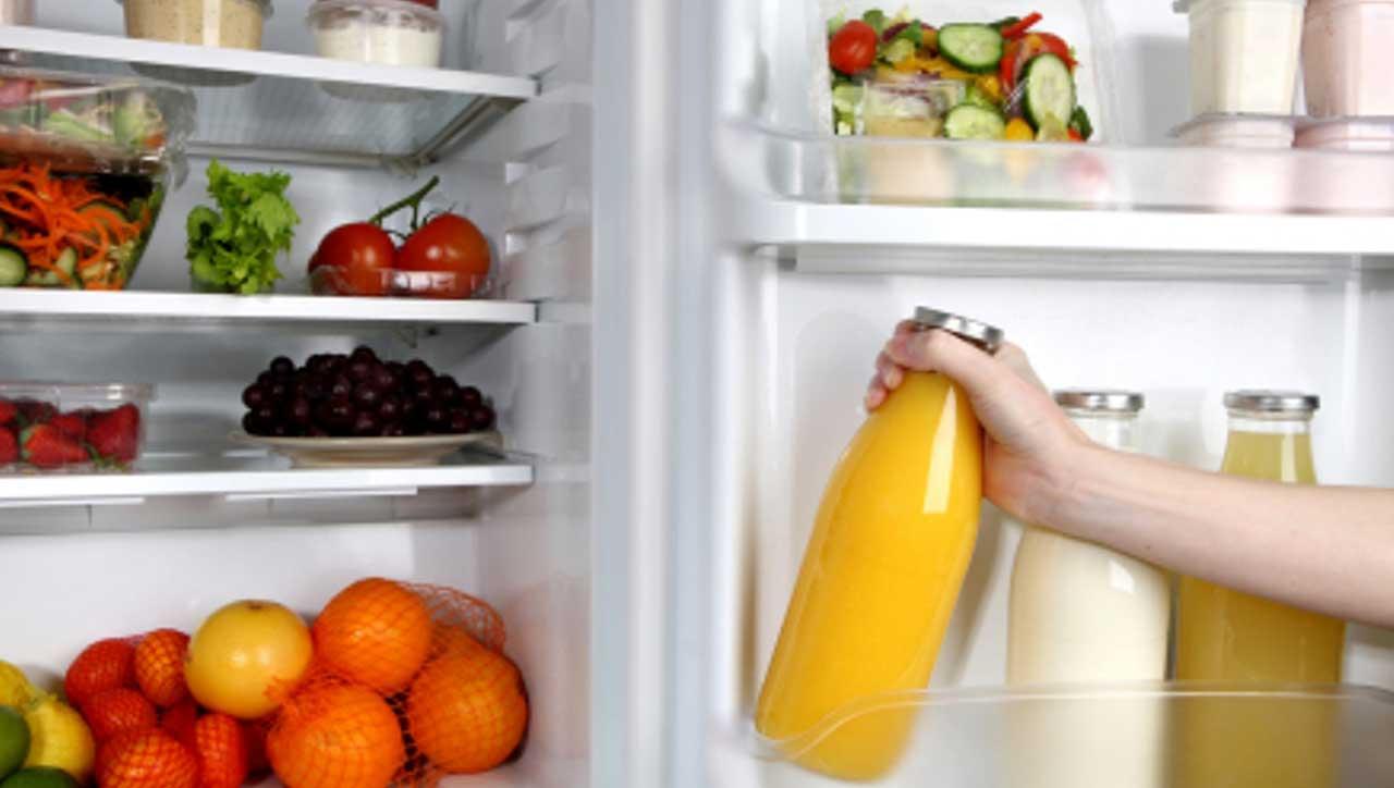 Lebensmittel lagern – die optimale Kühlschranktemperatur