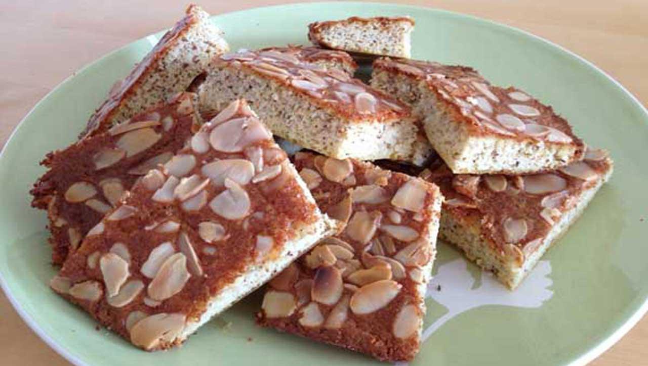 Vanille-Mandel Brot
