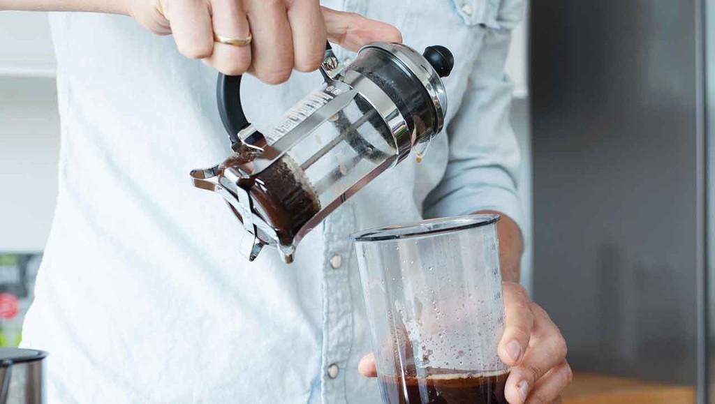 bulletproof coffee einschenken
