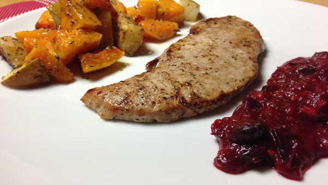 Cranberrysauce: Die fruchtige Sauce zum Fleisch