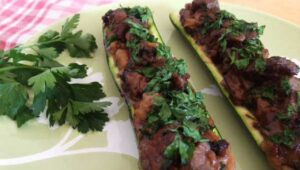 Fleisch Rezepte Zucchini