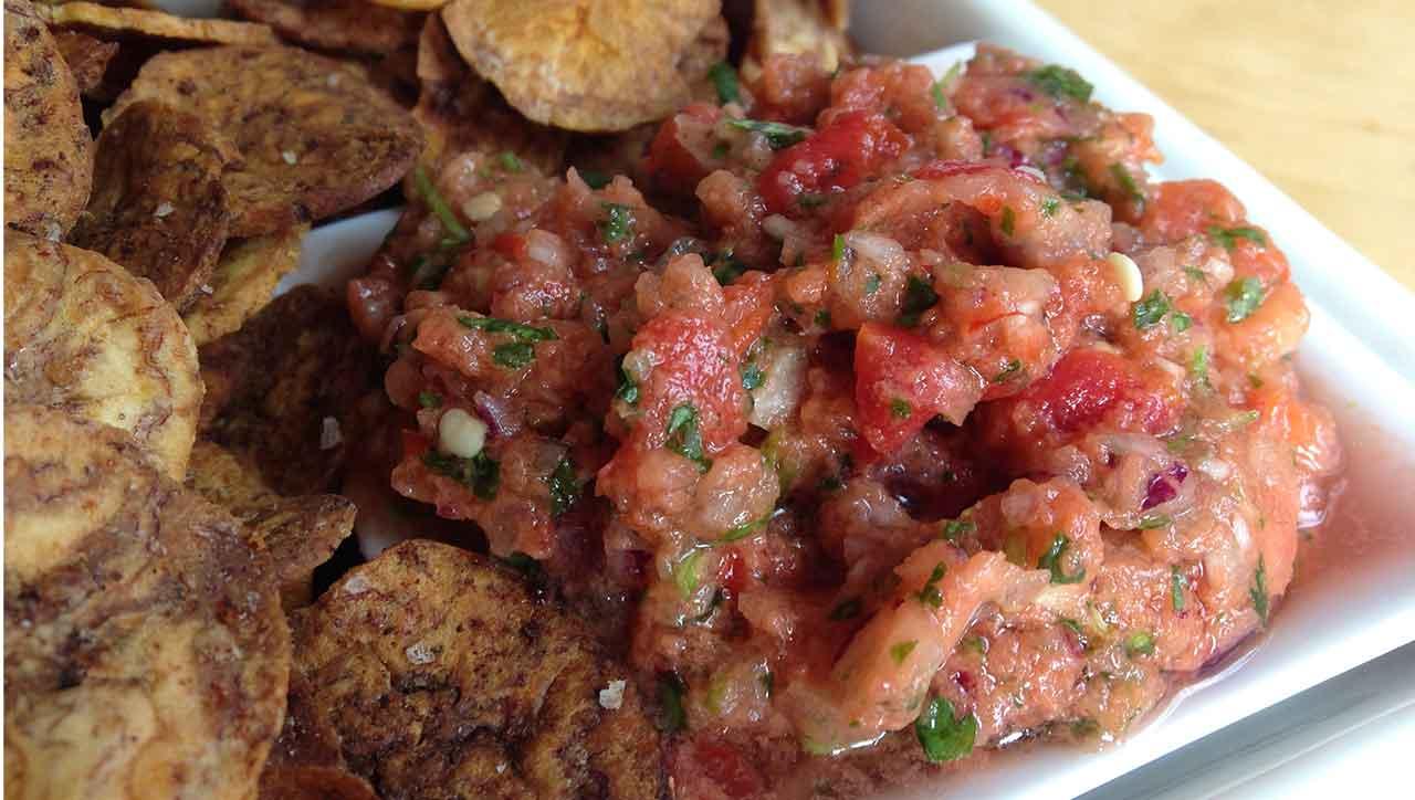 Paleo Tomaten Salsa