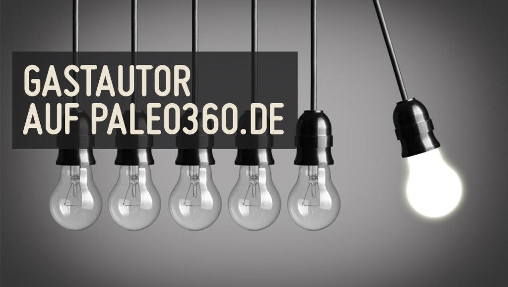 Gastautor Paleo360