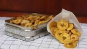 kochbananen chips selbermachen