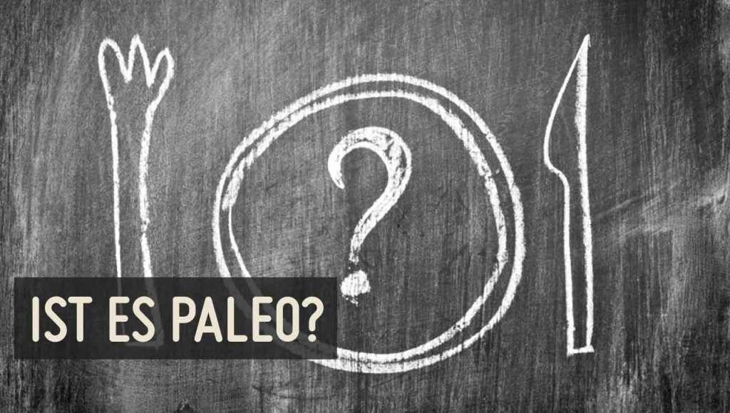 Ist es Paleo Steinzeit Diaet