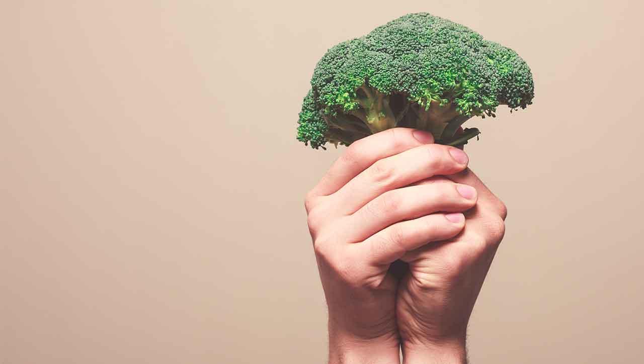 Curry Kokos Broccoli