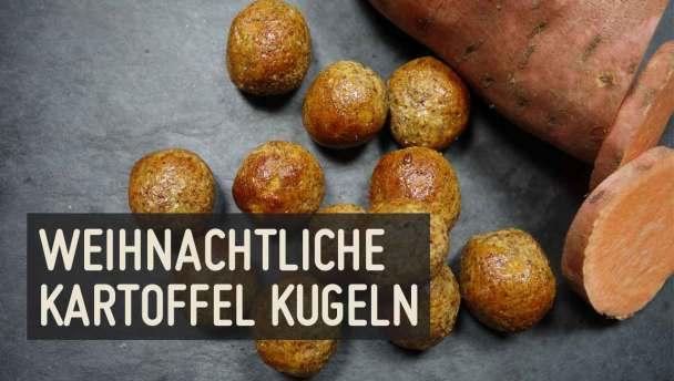 Kartoffel Kugeln