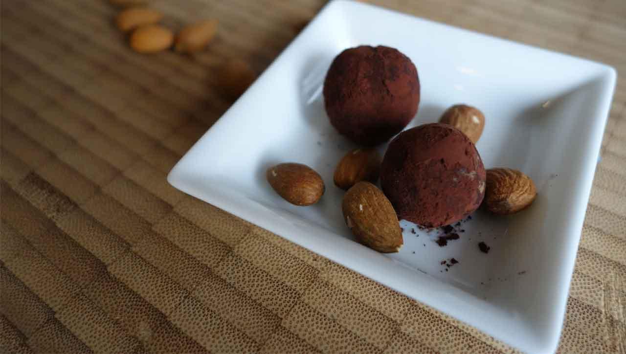 Kakao Marzipankartoffeln