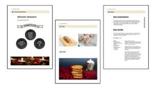 Produktvorschau Weihnachts Kochbuch