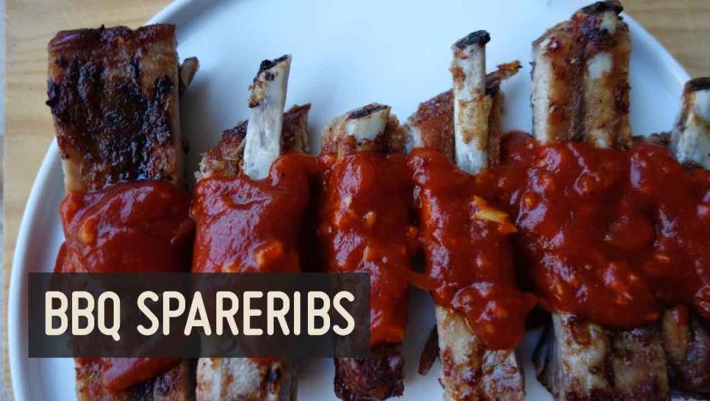BBQ Spareribs