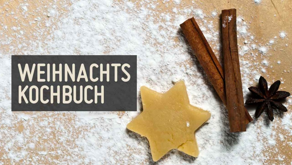 weihnachts kochbuch
