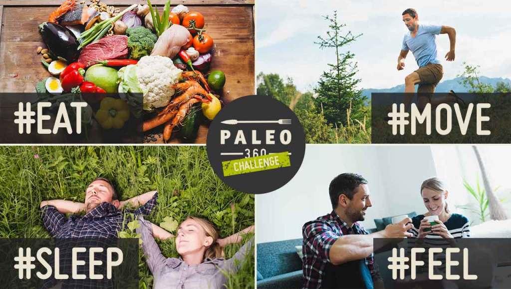 Paleo Lifestyle Challenge challenge Paleo360°