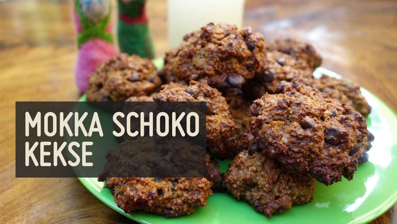 Mokka Schoko Kekse