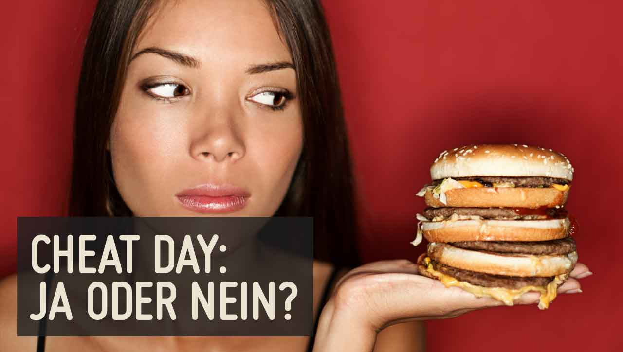 Cheat Day – Sündigen mit positiven Folgen?