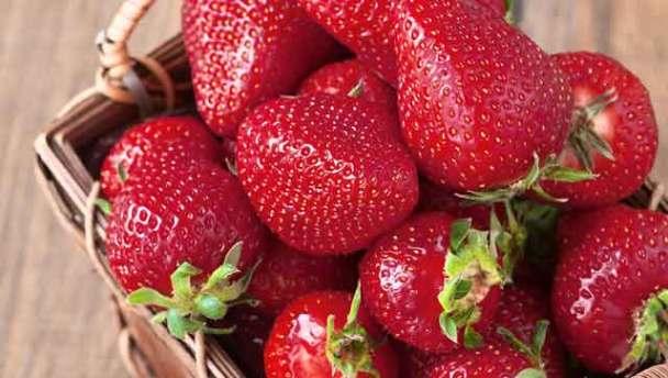 Rezepte Magazin Erdbeeren