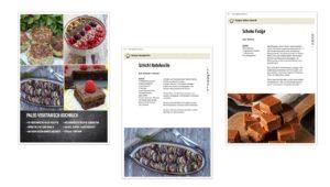 Vorschau Vegetarisch Kochbuch