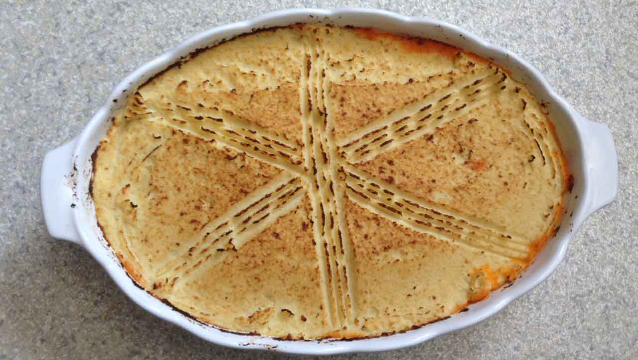 Low Carb Cottage Pie