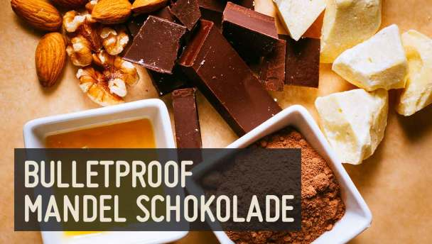 Bulletproof Schokolade