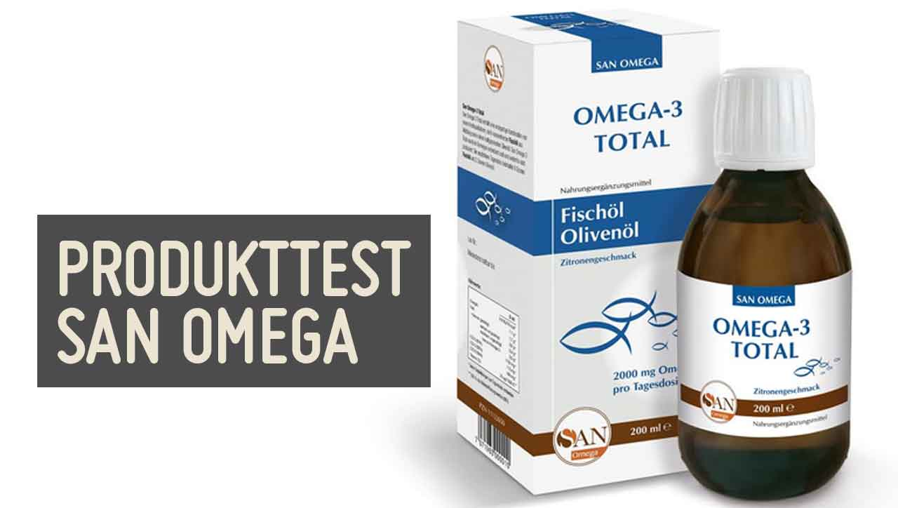 Produkttest: Omega-3 Fischöl & Analyse-Kit