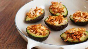 ofen avocado
