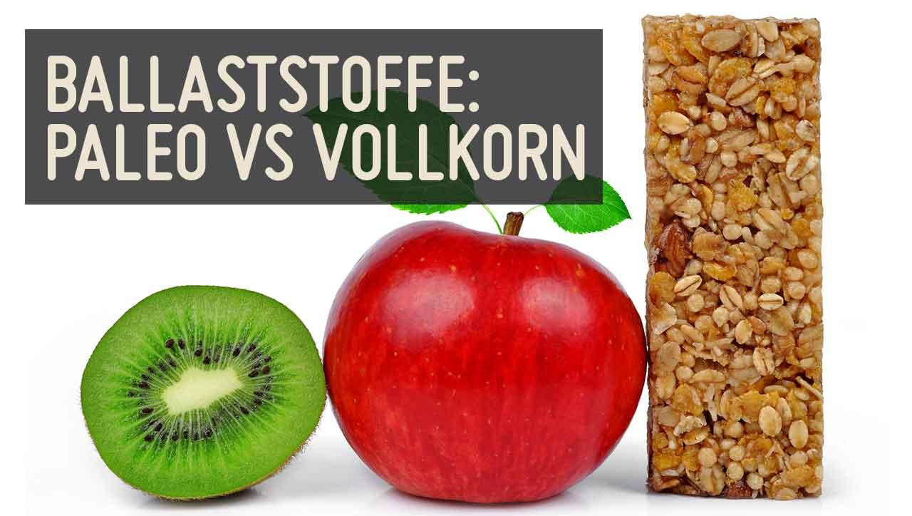 Ballaststoffreiche Lebensmittel: gesunde Alternativen zu Vollkorn
