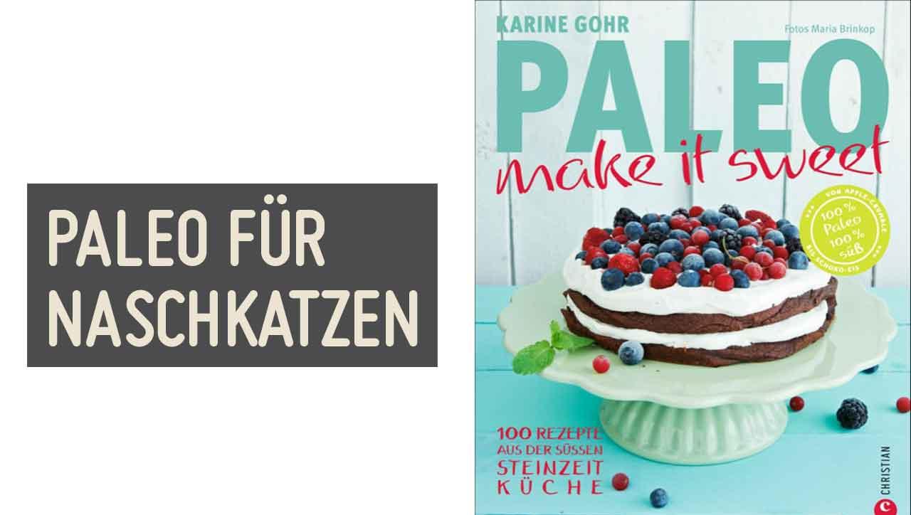 Buchbesprechung: Paleo Backrezepte Kochbuch