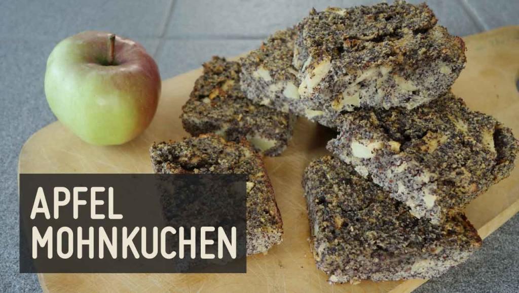 Apfel Mohnkuchen Paleo360 De