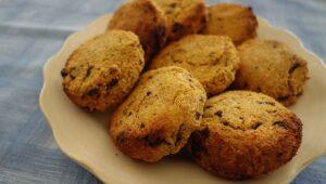 Süßkartoffel Kekse