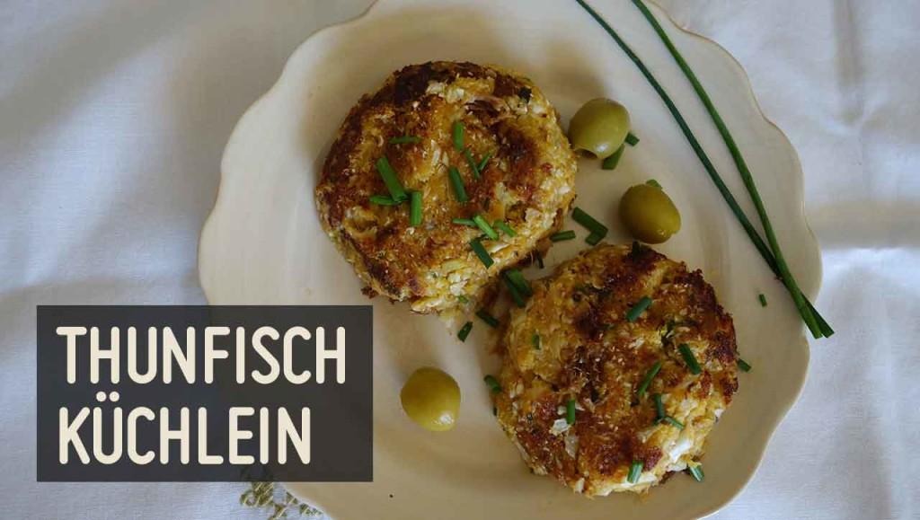 Thunfisch Küchlein