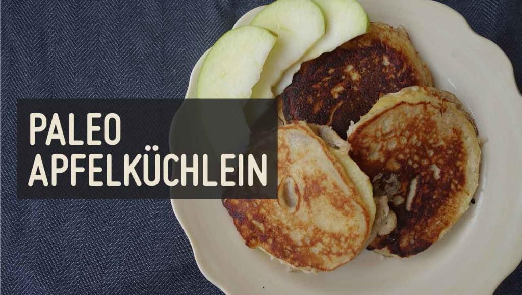 Paleo Apfelküchlein